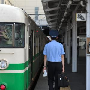 長野駅で、しなの鉄道115系を撮る!! ⑤ ☆今さらですが・・・、長野駅での撮影、これが最後です。