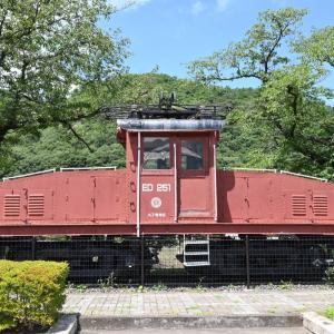 丸子軽便鉄道 電気機関車 ED251号(凸型電気機関車)