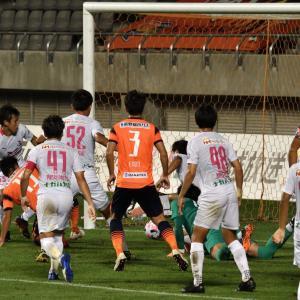 長野パルセイロ 2 - 0 セレッソ大阪U23・・・(長野Uスタジアム) ☆これはもう、快勝といってもいいでしょ・・・9月13日