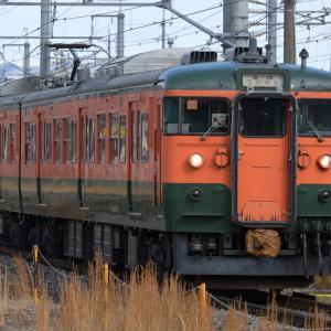 しなの鉄道 廃車が決まっている湘南色(S25編成)を撮りました・・・ ☆近くの篠ノ井駅での撮影です