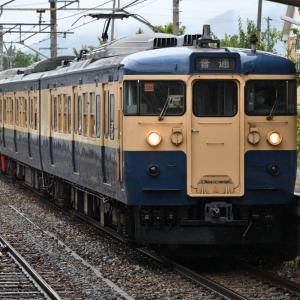 撮り鉄 115系 横須賀色(S26編成)を撮る・・・ ☆横須賀色を撮影するのはこれが最後になっちゃうかも。