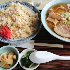 御食事処 渡辺食堂(わたなべ)・・・木島平村 ☆カヤの平高原へ撮影に出かけました。