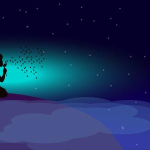 流れ星に3回願い事を唱えることが出来ればその願い事は叶うという少しロマンチックだけど実はロジカルなはなし