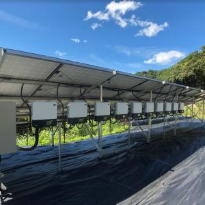 太陽光発電所の雑草対策おすすめアイテム