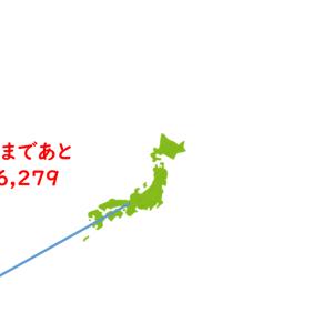トライオートETFとトラリピの運用益だけで石垣島に行く挑戦【91日目】