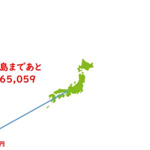 トライオートETFとトラリピの運用益だけで石垣島に行く挑戦【97日目】