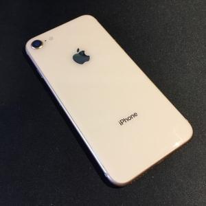 今日からiphone8