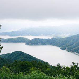 「三方五湖」万葉集に歌われ古より四季折々の美しさ三方湖・水月湖・菅湖・日向湖・久々子湖ぶらり散策