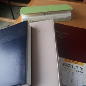 最近の手帳事情 4冊並行使いはしてるものの