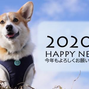 2020年賀正!あけましておめでとうございます♪(o^▽^o)/