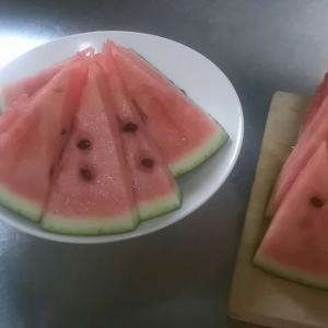 果物で水分補給