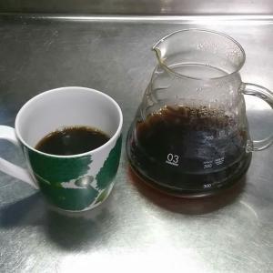 朝コーヒーを飲まなくなった