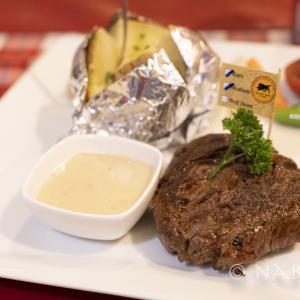 プーケット・カタビーチのレストラン:ステーキ屋のBuffalo Steak House