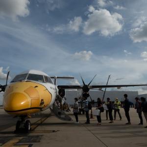 2020年6月:コロナ後のタオ島に週末弾丸ダイビング