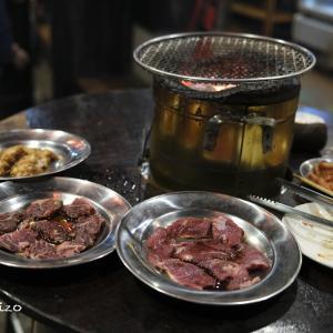 独りで焼肉:シーラチャ―のまるはち