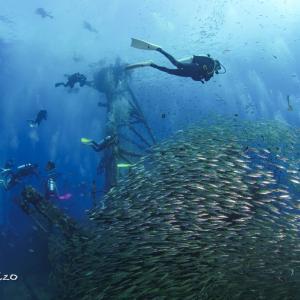 2011年11月 Wayoon Giant でいくチャー島:二日目