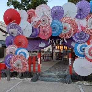 ぶらり四季散歩Ⅶ・別小江神社(わけおえじんじゃ)2020/12