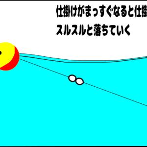 【超簡単】フカセ釣りのラインメンディング方法をわかりやすく解説🎣✨