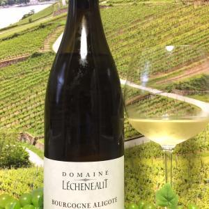 Domaine Lécheneaut Bourgogne Aligoté 2015