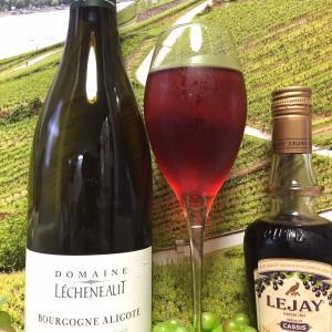 Kir (Lécheneaut Bourgogne Aligoté 2015)