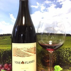 Budureasca Vine in Flames Pinot Noir Dry 2018