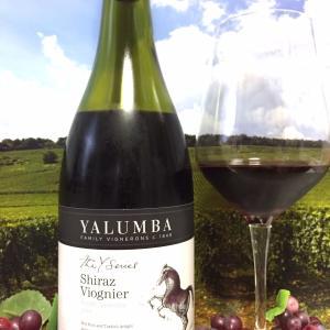 Yalumba The Y Series Shiraz Viognier 2016