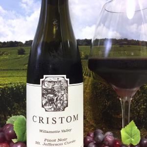 Cristom Pinot Noir Mt. Jefferson Cuvée 2016 Willamette Valley