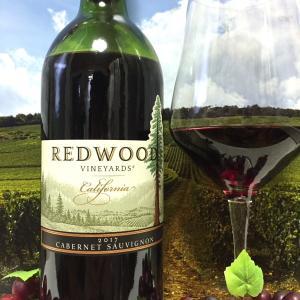 Redwood Vineyards Cabernet Sauvignon 2017 California