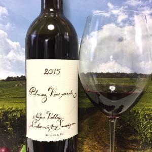 Palmatz Vineyards Cabernet Sauvignon 2015 Napa Valley