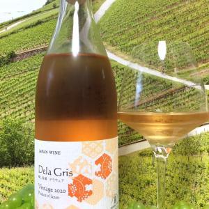 丹波ワイン Dela Gris 2020