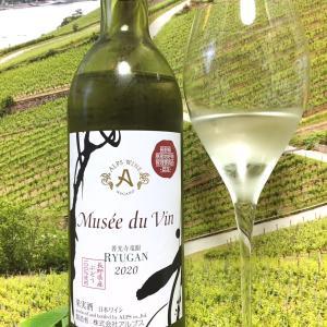 アルプスワイン Musée du Vin 善光寺竜眼 2020