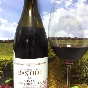 Domaine de la Bastide Côtes du Rhône Villages Visan 2019