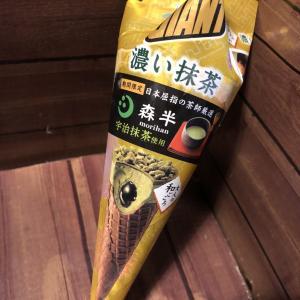 【グリコ】日本屈指の茶師が厳選した宇治抹茶を堪能できるというジャイアントコーンが登場?!