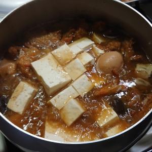 寒い日には 鍋料理