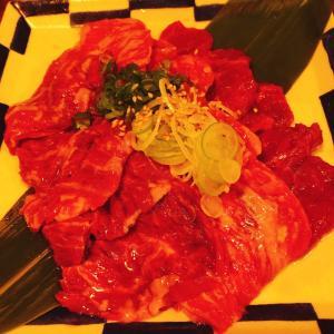 焼肉Lab@大阪/東梅田~チョレギサラダ食べ放題~