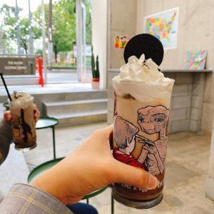 THE MARK COFFEE SUPPLY@/堀江~インスタ女子たちが大好きそうなカフェ発見~
