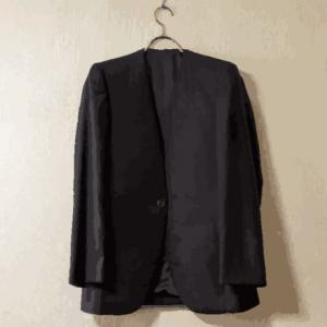 【No.9】Black suit (jacket)