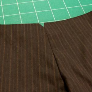 【No.9-2】Black suit (pants)