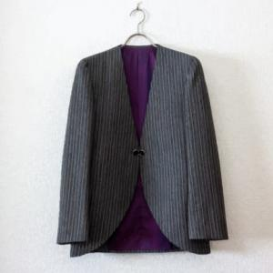 【No.10】Stripe suit (jacket)