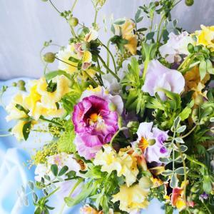 グリーンの多い花が好き|花のある日常