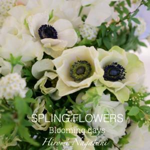 【募集スタート】3月レッスンスケジュール|花のある日常
