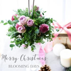 【レッスンご報告】12月クリスマスレッスン|花のある日常