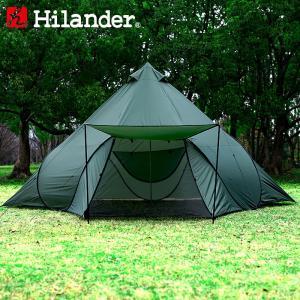 【 驚愕 】ハイランダー『フィンガル』とは?次世代テント「ポップワンポールテント」
