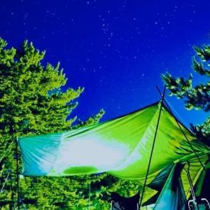 【 岡崎キャンプ場 】炊事場、トイレ完備で海も近い静かなキャンプ場!