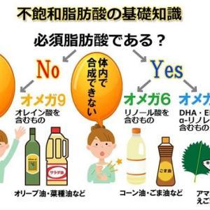 「オメガ3脂肪酸」の知っておくべき7つのこと!【厚生労働省】