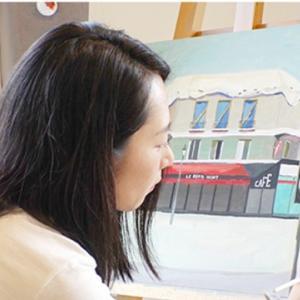 【セブンルール】Googleストリートビューのイラストを描く辰巳菜穂