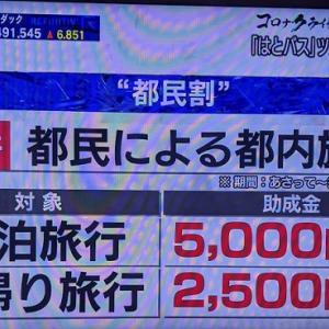 東京都民【食事券×都民割×goto】 キャンペーンを併用するとプラスに?