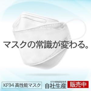 【KF94マスク】人気!おすすめ韓国製「KF94規格認証マスク」正規品通販