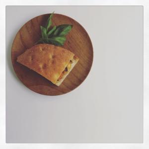 ラタトゥイユのサンドイッチ
