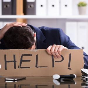 「職場の人間関係でのストレス」限界を感じた時に出る症状とは?